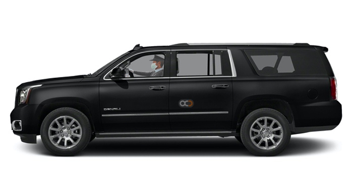 Booking GMC Yukon XL  chauffeur service