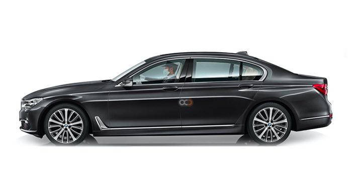 Booking BMW 7 Series chauffeur service