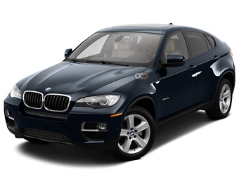 Hire BMW X6 SUV - Rent BMW Sharjah - SUV Car Rental Sharjah Price