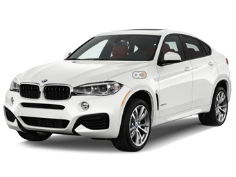 Hire BMW X6 SUV - Rent BMW Dubai - SUV Car Rental Dubai Price