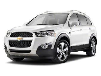 Hire Chevrolet Captiva - Rent Chevrolet Tbilisi - Cross Over Car Rental Tbilisi Price