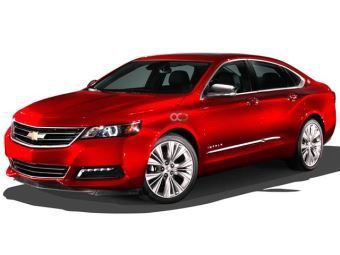 Chevrolet Impala Price in Dubai - Sedan Hire Dubai - Chevrolet Rentals