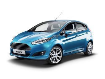 Ford Fiesta Price in Izmir - Compact Hire Izmir - Ford Rentals