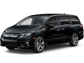 Hire Honda Odyssey - Rent Honda Dubai - Van Car Rental Dubai Price
