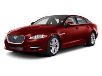 Hire Jaguar XJ Series - Rent Jaguar Dubai - Sedan Car Rental Dubai Price
