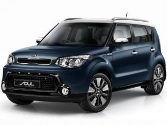 Kia Soul Price in Sharjah - Compact Hire Sharjah - Kia Rentals