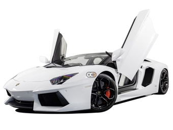 لمبرغيني   Aventador Roadster Price in Dubai - سبورتس سار  Hire Dubai -  لمبرغيني   Rentals