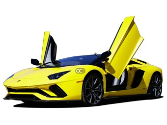 لمبرغيني   Aventador S Coupe LP740 Price in Dubai - سبورتس سار  Hire Dubai -  لمبرغيني   Rentals