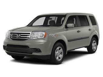 Honda Pilot Price in Tbilisi - SUV Hire Tbilisi - Honda Rentals