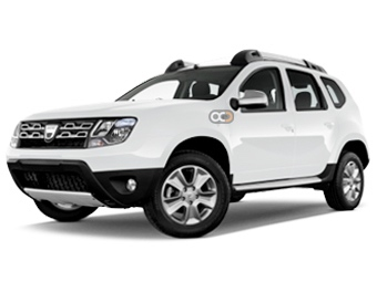Renault Duster 2019 for hire