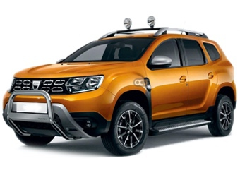 Hire Renault Duster - Rent Renault Muscat - Cross Over Car Rental Muscat Price