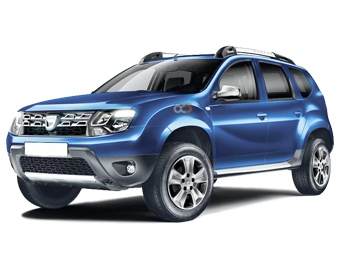 Hire Renault Duster 4x4 - Rent Renault Muscat - Crossover Car Rental Muscat Price