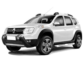 Hire Renault Duster - Rent Renault Antalya - Crossover Car Rental Antalya Price