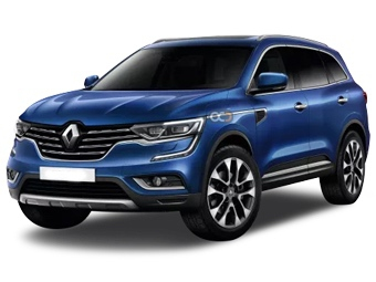 Hire Renault Koleos - Rent Renault Dubai - SUV Car Rental Dubai Price
