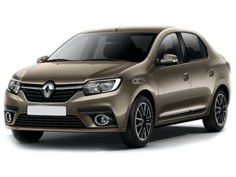 Hire Renault Symbol - Rent Renault Izmir - Sedan Car Rental Izmir Price