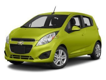 Rent a car Dubai Chevrolet Spark