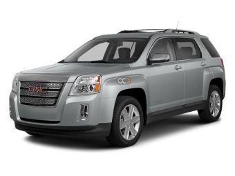 GMC Terrain Price in Dubai - SUV Hire Dubai - GMC Rentals