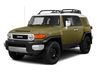 Rent a car Dubai Toyota FJ Cruiser