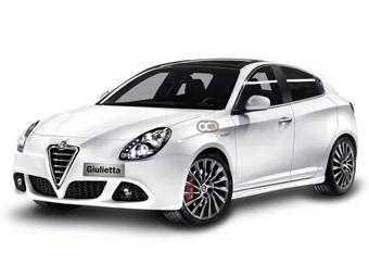 Alfa Romeo Giulietta  Price in Dubai - Luxury Car Hire Dubai - Alfa Romeo Rentals