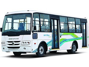 Hire Ashok Leyland 84-Seater A/C - Rent Ashok Leyland Dubai - Bus Car Rental Dubai Price