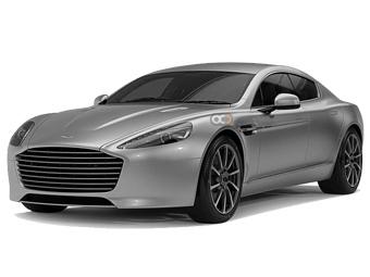 Hire Aston Martin Rapide S Coupe V12  - Rent Aston Martin Dubai - Luxury Car Car Rental Dubai Price