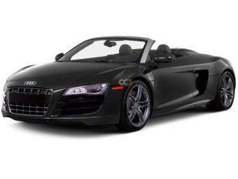 Hire Audi R8 V10 Spyder - Rent Audi London - Sports Car Car Rental London Price