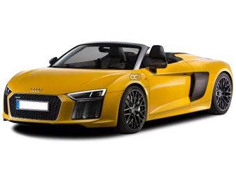 Audi R8 V10 Spyder Price in Barcelona - Sports Car Hire Barcelona - Audi Rentals