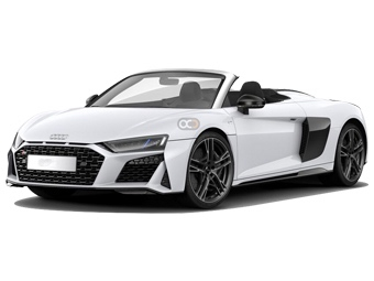 Audi R8 V10 Spyder Price in London - Sports Car Hire London - Audi Rentals
