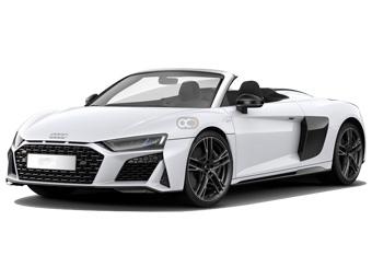 Audi R8 V10 Spyder Price in London - Sports Car Hire London - Audi Rentals