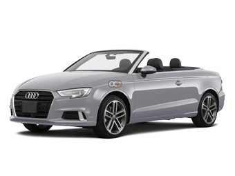 Audi A3 Convertible Price in Dubai -  Hire Dubai - Audi Rentals