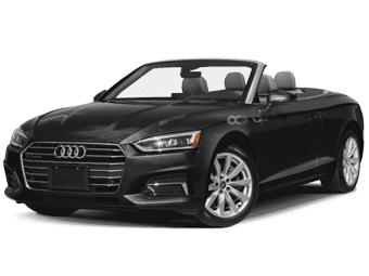 Hire Audi A5 Convertible - Rent Audi Dubai - Sports Car Car Rental Dubai Price