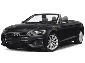 Hire Audi A5 Convertible - Rent Audi Dubai - Sports Car Car Rental Dubai Price