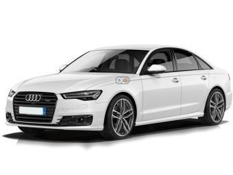 Rent a car Dubai Audi A6