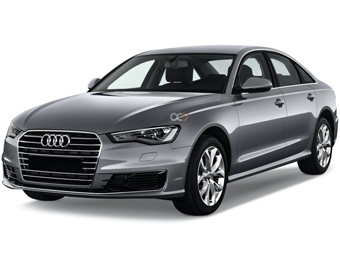 Audi A6 2017 for hire
