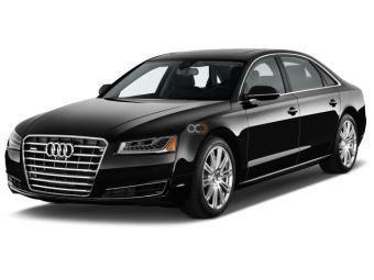Rent a car Dubai Audi A8