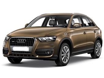 Audi Q3 Price in Dubai - Crossover Hire Dubai - Audi Rentals