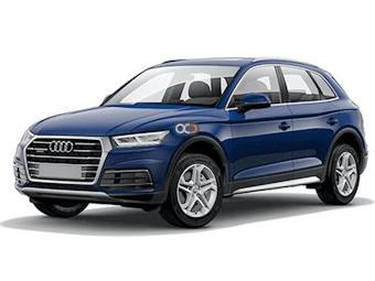Audi Q5 Price in Dubai - SUV Hire Dubai - Audi Rentals