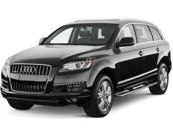 Audi Q7 SUV Price in Dubai - SUV Hire Dubai - Audi Rentals
