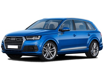 Audi Q7 SUV Price in London - SUV Hire London - Audi Rentals