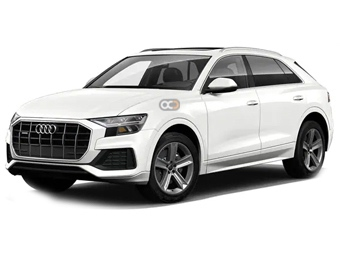Audi Q8 Price in Dubai - SUV Hire Dubai - Audi Rentals