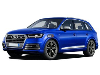 Audi SQ7 Price in London - SUV Hire London - Audi Rentals