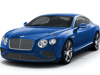 Bentley Continental GT Price in Istanbul - Luxury Car Hire Istanbul - Bentley Rentals