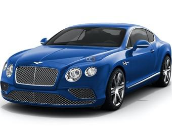 Bentley Continental GT Price in Istanbul - Luxury Car Hire Istanbul - Bentley Rentals