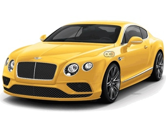 Bentley Continental GT Price in Dubai - Luxury Car Hire Dubai - Bentley Rentals