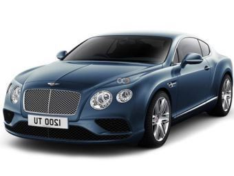 Rent a car Dubai Bentley Continental GT
