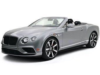 Hire Bentley Continental GTC Convertible - Rent Bentley Dubai - Luxury Car Car Rental Dubai Price