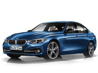Rent a car Dubai BMW 3-Series