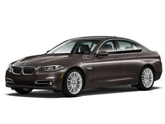 Rent a car Dubai BMW 5-Series