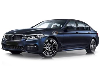 BMW 5-Series Price in Marrakesh - Luxury Car Hire Marrakesh - BMW Rentals