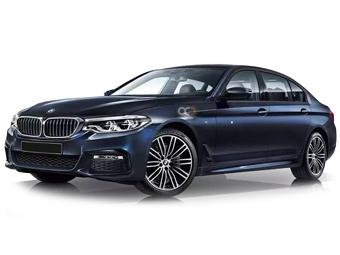 BMW 5 Price in Marrakesh - Luxury Car Hire Marrakesh - BMW Rentals